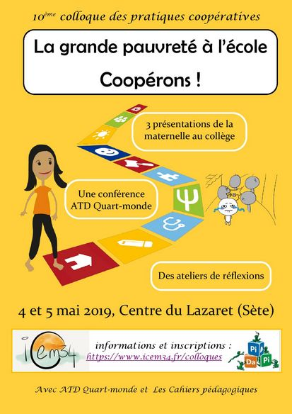 colloque 10 Affiche mini